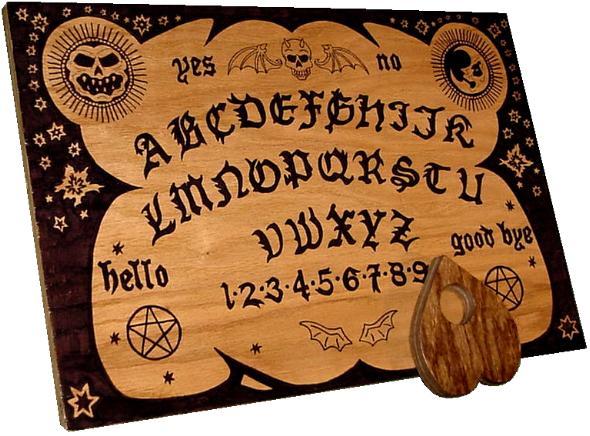 ouija (okkultizmus, szellemidézés, ouija, )