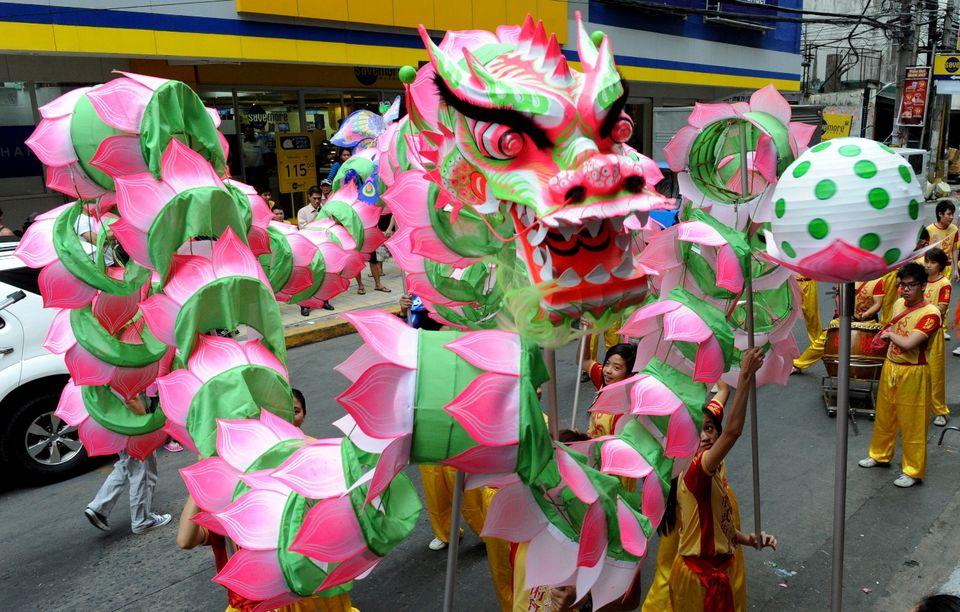 sárkány (kínai újév, sárkány, )