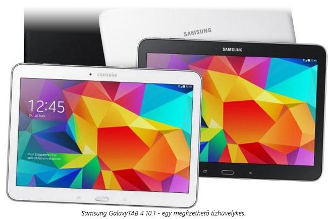 tablet03-galaxytab4 (technet, mobilport, tablet, táblagép, tábla pc, android, windows, ios, ipad, asus, lenovo, tesco, auchan, qilive, op3n dott, acer, samsung, karácsony, körkép, vásárlás, vásárlási tanácsadó, )
