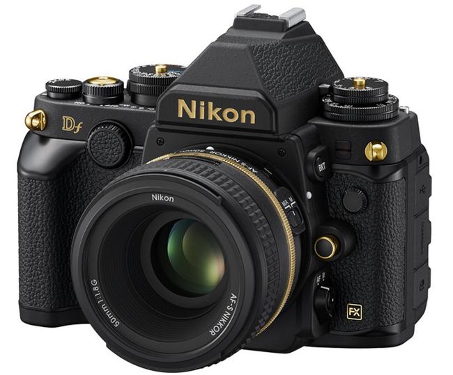 tn-df1 (technet, megapixel, nikon, dslr, fényképezőgép, arany)