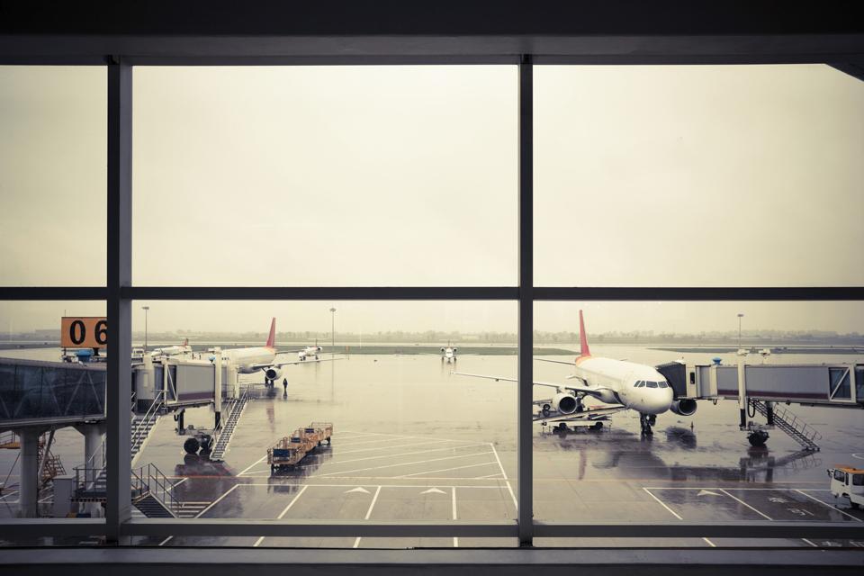 üres repülőtér (üres repülőtér)