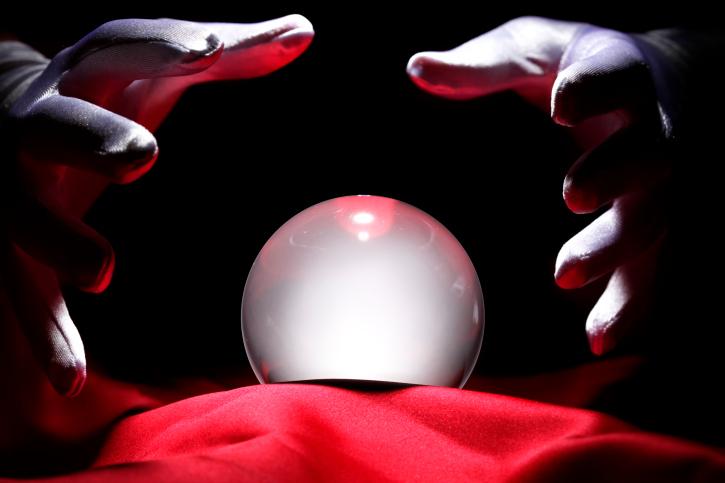 varázsgömb (kristálygömb, )