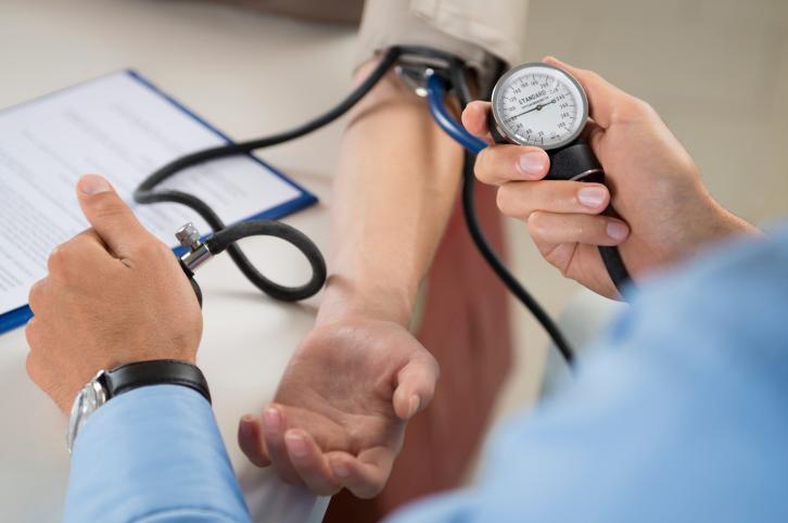 vérnyomás (vérnyomás, )