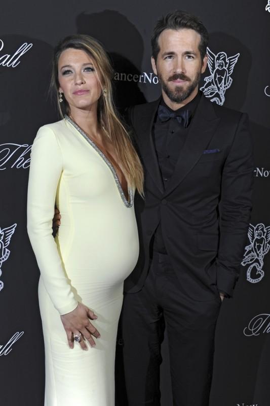 Blake Lively és Ryan Reynolds (blake lively, ryan reynolds, )