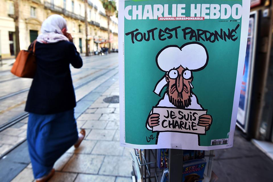 Charlie Hebdo (Charlie Hebdo)