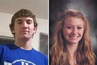Dalton Hayes és Cheyenne Phillips (szökevény, kamasz, )