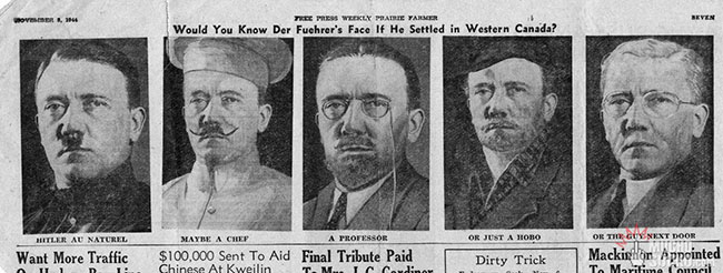 Hitler Kanadában (hitler)