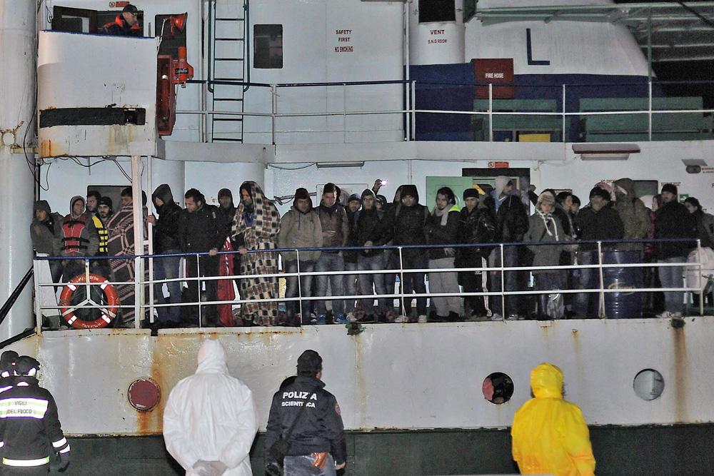 Illegális bevándorlók (illegális bevándorlók)