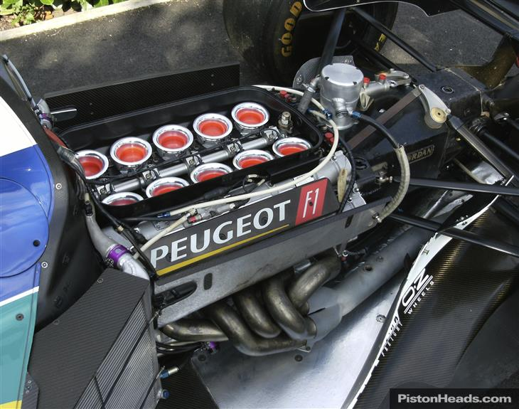 Jordan Peugeot 4 (jordan peugeot, )