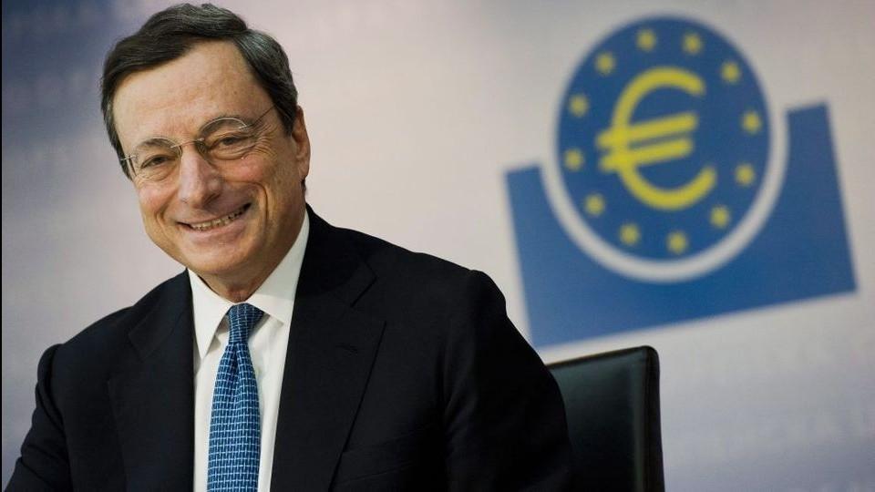 Mario Draghi (ekb, draghi, eurózóna, )