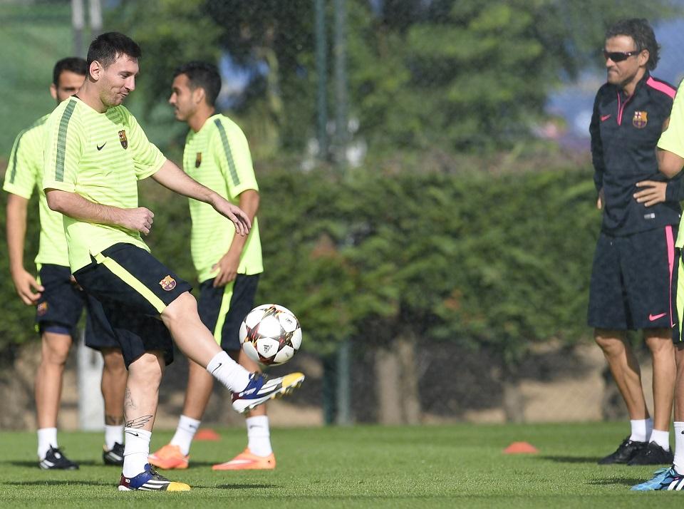 Messi (messi, luis enrique, )