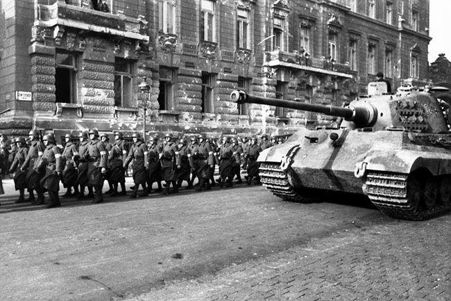 Náci megszállás (náci megszállás)