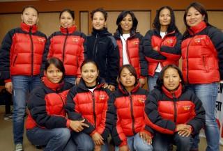 Nepáli hegymászók (nepáli hegymászók,)