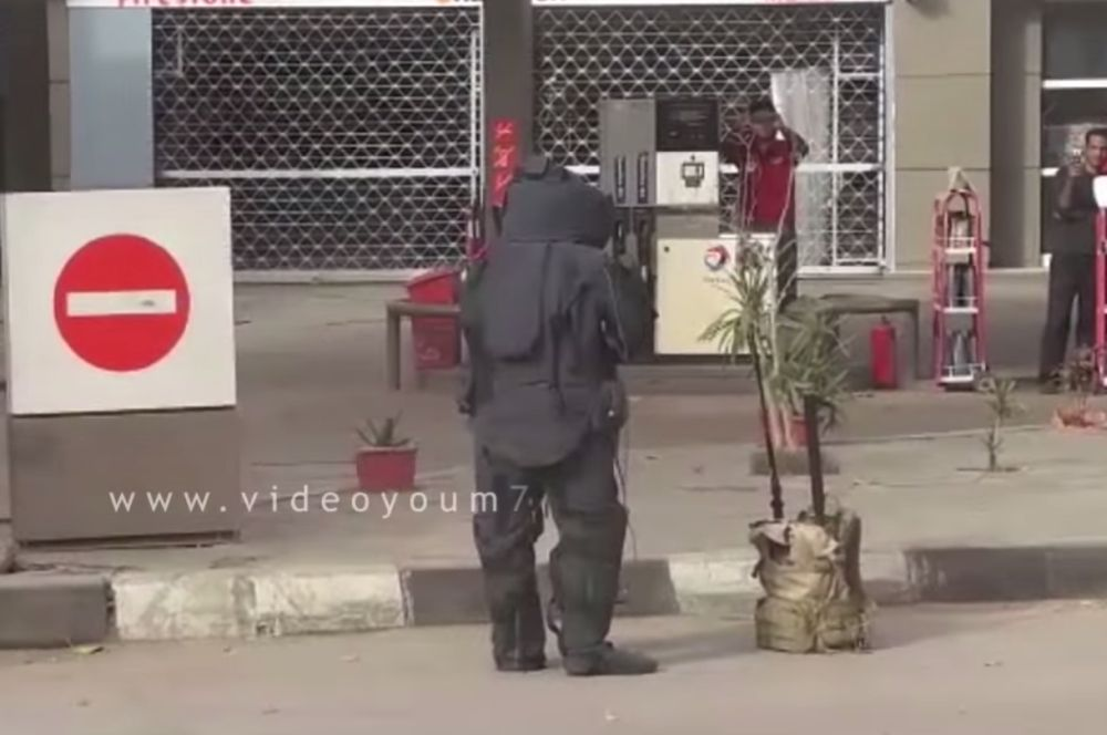 bombarobbanás (bomba, egyiptom, )