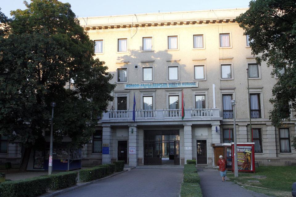 borsod-abaúj-zemplén megyei kórház (kórház)