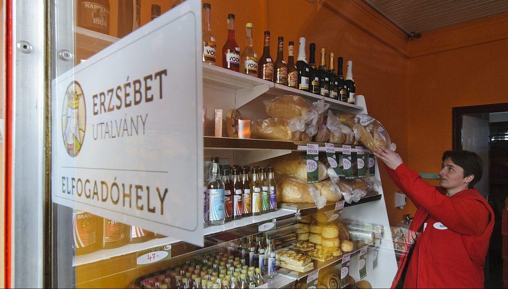 cafeteria (cafeteria, erzsébet utalvány, kenyér, kkv,)
