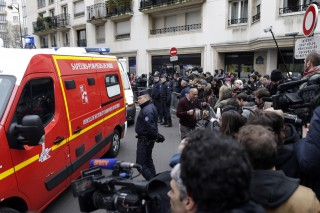 fegyveres támadás Charlie Hebdo (fegyveres támadás Charlie Hebdo)