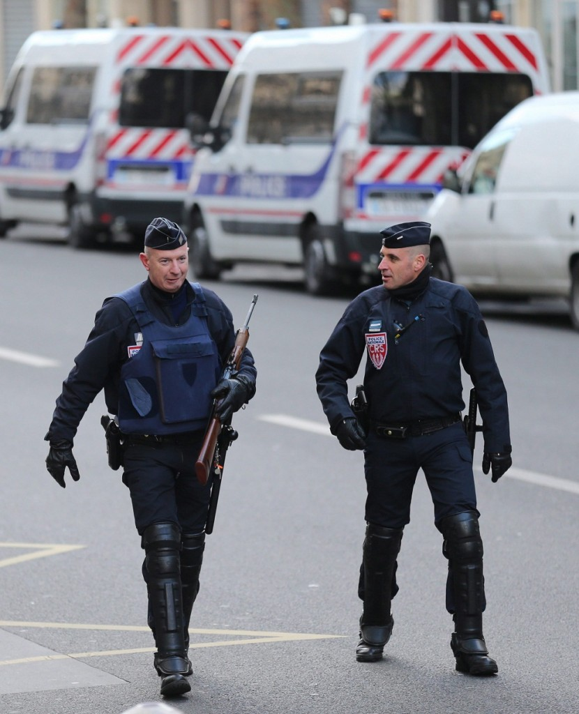 francia rendőr (francia rendőr)