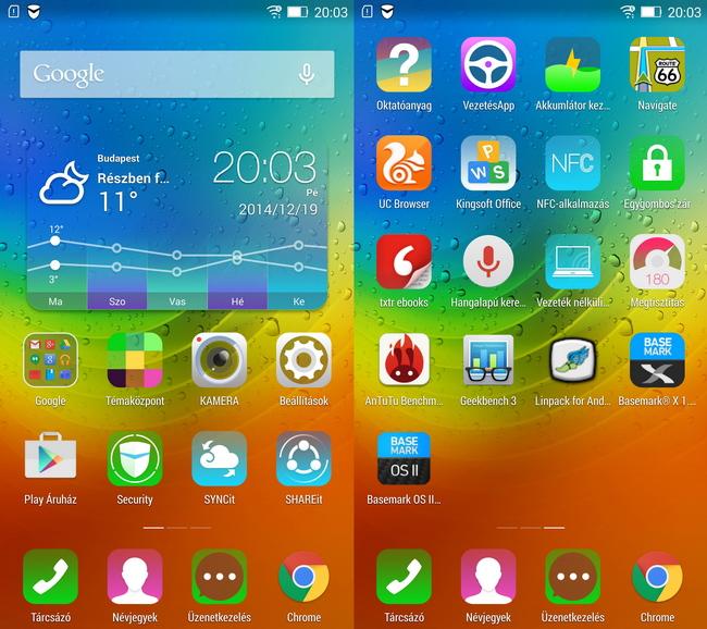 mp-le15 (mobilport, teszt, lenovo, android, okostelefon, fém, kínai)