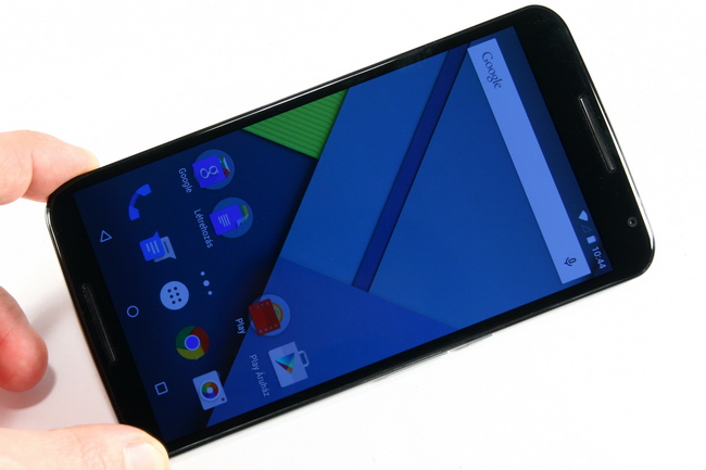 mp-ne01 (mobilport, teszt, google, motorola, nexus, android, lollipop)