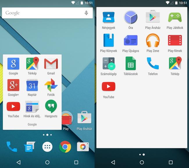 mp-ne13 (mobilport, teszt, google, motorola, nexus, android, lollipop)