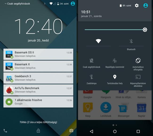 mp-ne14 (mobilport, teszt, google, motorola, nexus, android, lollipop)