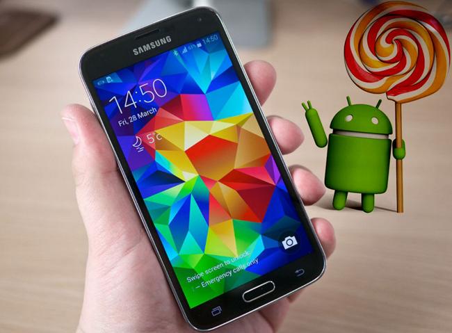 mp-s5l (mobilport, samsung, galaxy, android, lollipop, frissítés, szoftver, update)