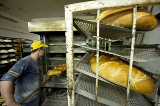 pékség (kenyér, pék, pékség)