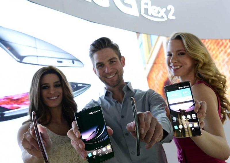 tn-gf01 (mobilport, lg, flex, android, lollipop, okostelefon, ívelt)