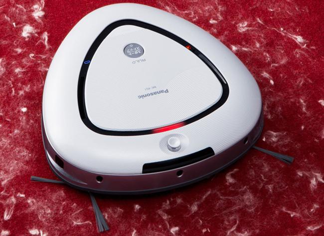 tn-panar (technet, panasonic, robot, porszívó, takarítás, otthon, szenzor)