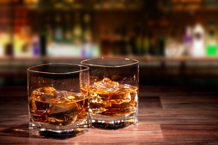 whisky (whisky, ital, Jim Beam, alkohol, matiné, )