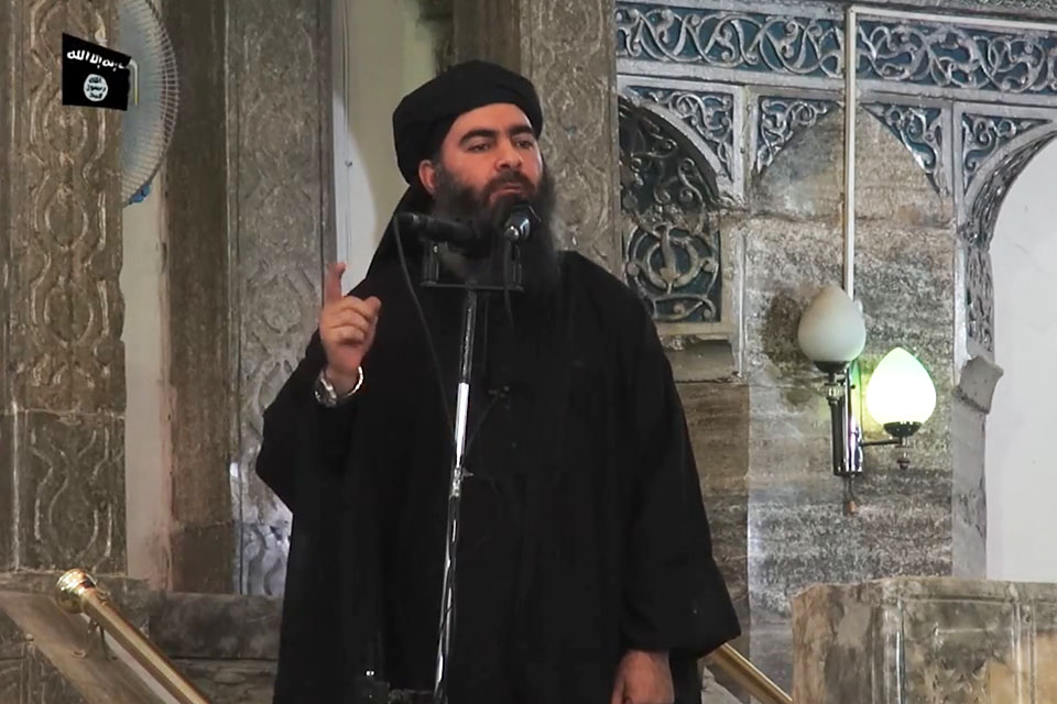 Abu Bakr Al Baghdadi (Abu Bakr Al Baghdadi)