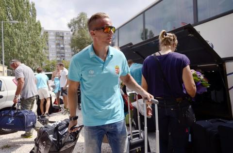 Visszavonult az olimpiai bajnok Dombi Rudolf