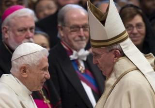 Ferenc és Benedek (ferenc pápa, )