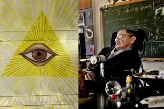 Isten, Stephen Hawking (Isten, Stephen Hawking)