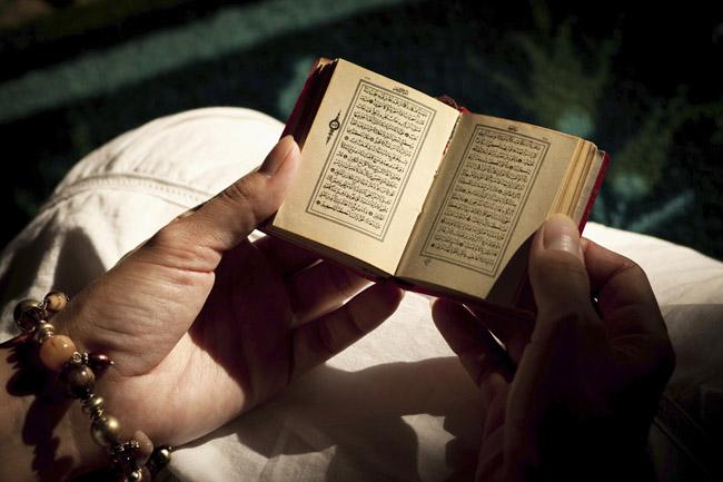Korán (Korán, olvasni a Koránt, muszlim, vallás)