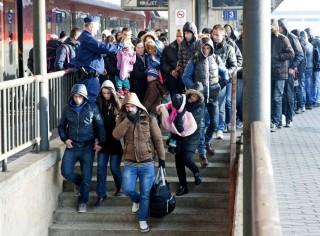 Koszovói határsértők (határsértő, )