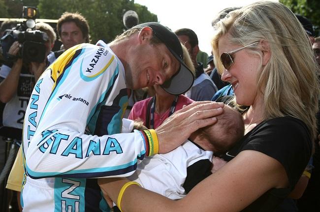 Lance Armstrong (lance armstrong, anna hansen,)