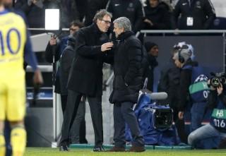 Laurent Blanc, Jose Mourinho (Laurent Blanc, Jose Mourinho)
