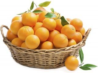 Narancsok (narancs, narancsok, kosár, )