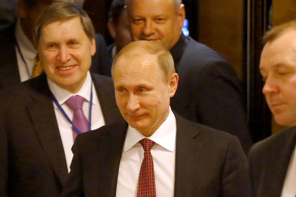 Putyin Minszk (Putyin Minszk)