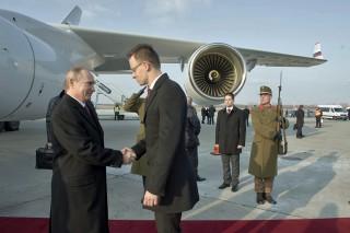 Putyin, Szijjártó (Putyin, Szijjártó)