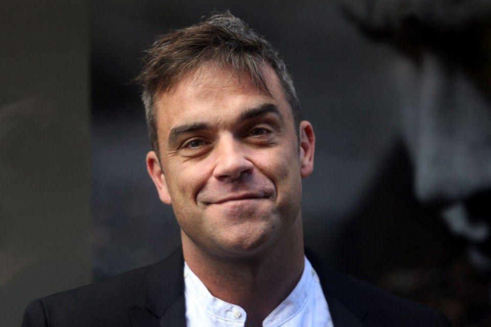 Robbie Williams (Robbie Williams)