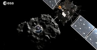 Rosetta és Philae (philae, rosetta űrszonda, )
