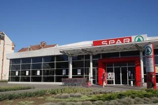 Spar áruház (Spar áruház)