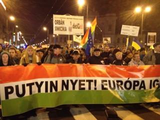 Tüntetés Putyin ellen (tüntetés, )
