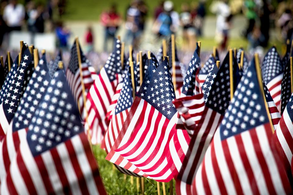 amerikai zászló (amerikai zászló)
