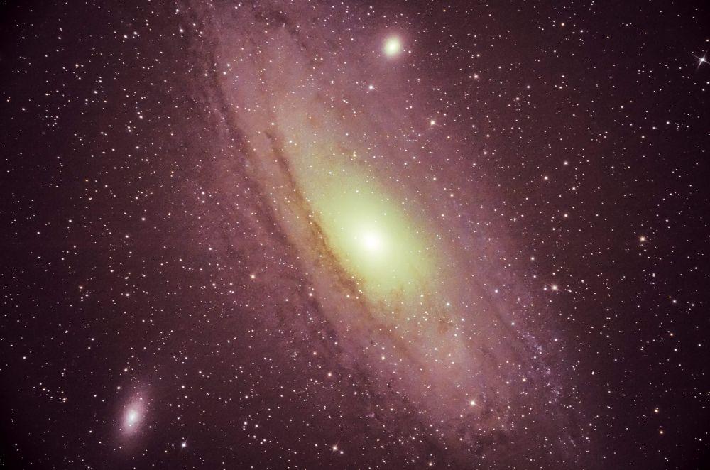 androméda-galaxis (androméda-galaxis)