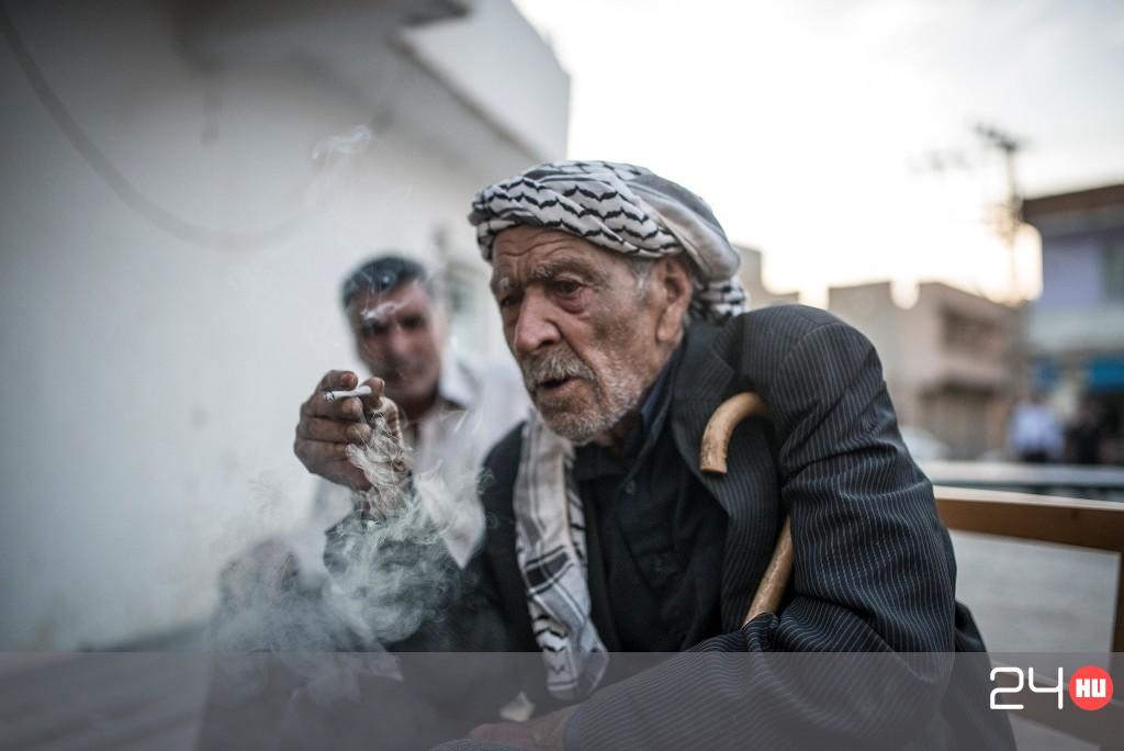 A muszlim leszokott a dohányzásról
