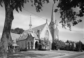 fairfield templom (templom, usa, )